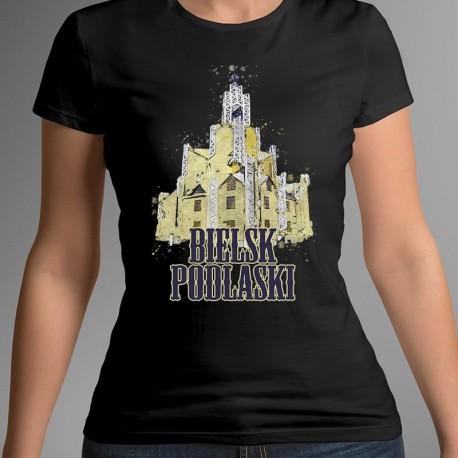 koszulka Bielsk Podlaski Kościół Miłosierdzia akwarela