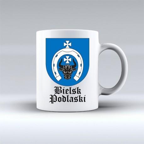 kubek Bielsk Podlaski herb gminy