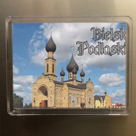 magnes Bielsk Podlaski cerkiew