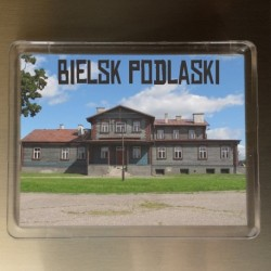 magnes Bielsk Podlaski dworek Smulskich