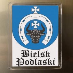 magnes Bielsk Podlaski herb gminy
