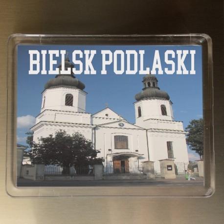 magnes Bielsk Podlaski kościół NMP