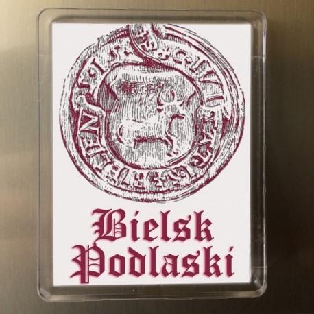 magnes Bielsk Podlaski pieczęć