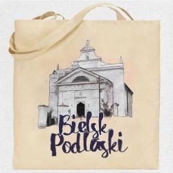 torba Bielsk Podlaski bazylika akwarela