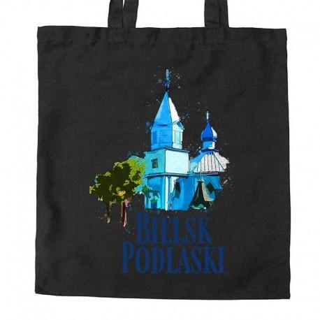 torba Bielsk Podlaski Cerkiew św Michała akwarela