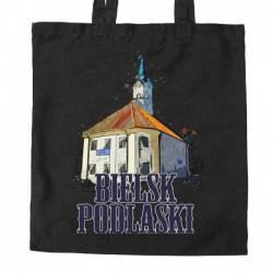 torba Bielsk Podlaski ratusz akwarela