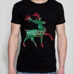 koszulka król puszczy jeleń