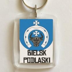 brelok herb gmina Bielsk Podlaski