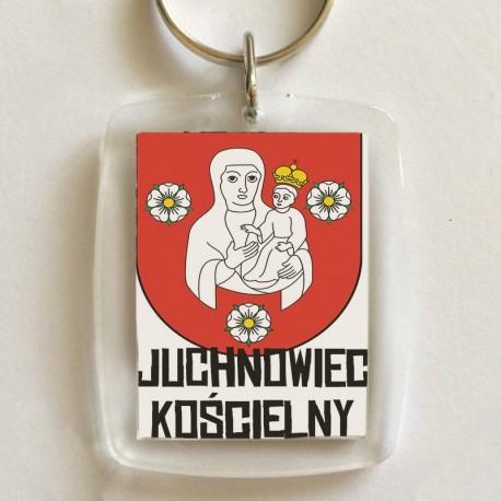 brelok herb gmina Juchnowiec Kościelny