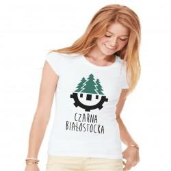 koszulka Czarna Białostocka