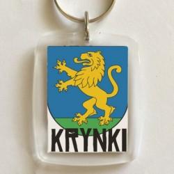 brelok herb Krynki