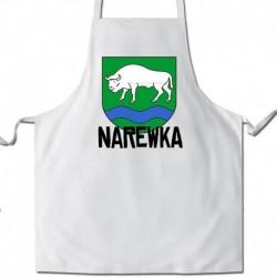 fartuch herb gmina Narewka