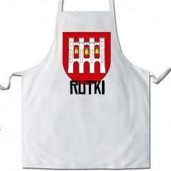 fartuch herb gmina Rutki