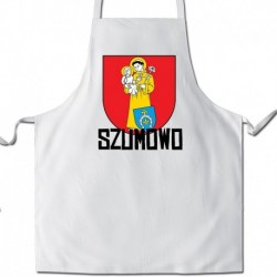 fartuch herb gmina Szumowo