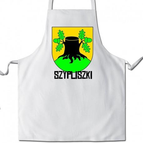 fartuch herb gmina Szypliszki