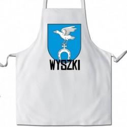 fartuch herb gmina Wyszki