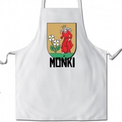 fartuch herb Mońki