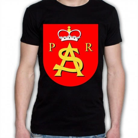 koszulka czarna Augustów