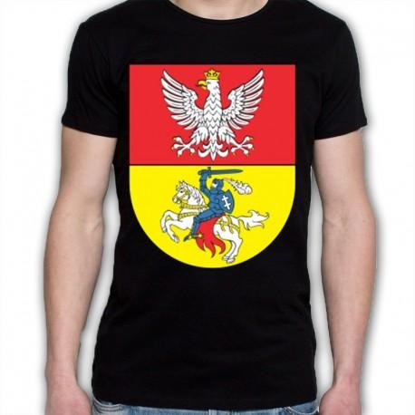 koszulka czarna Białystok