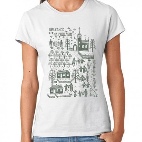 koszulka wielkanoc na podlasiu