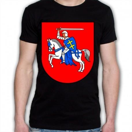 koszulka czarna Brańsk