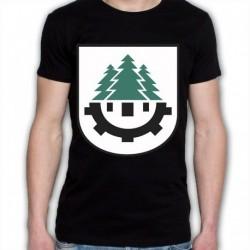 koszulka czarna Czarna Białostocka
