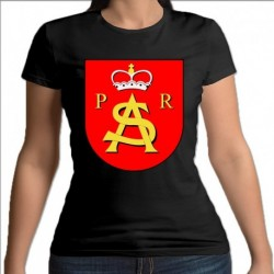 koszulka czarna damska Augustów