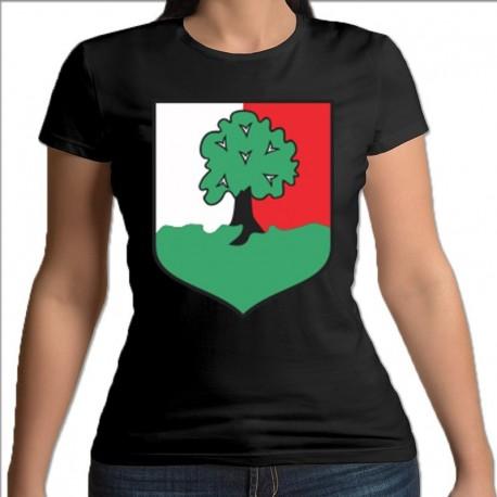 koszulka czarna damska Dąbrowa Białostocka