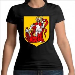 koszulka czarna damska Kolno