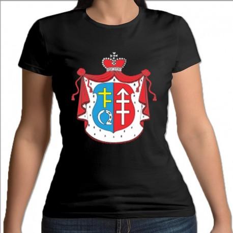 koszulka czarna damska Siematyczne