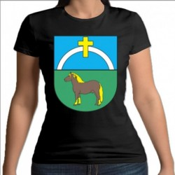 koszulka czarna damska Suchowola