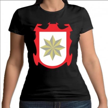 koszulka czarna damska Szczuczyn