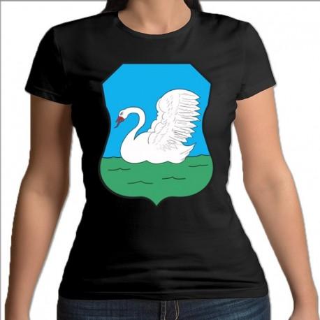 koszulka czarna damska Wysokie Mazowieckie