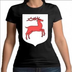 koszulka czarna damska Zabłudów
