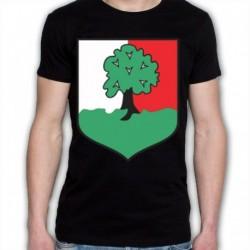 koszulka czarna Dąbrowa Białostocka