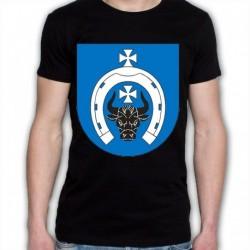 koszulka czarna gmina BielskPodlaski