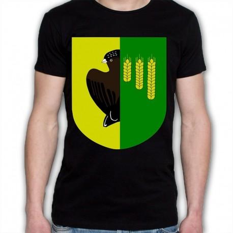 koszulka czarna gmina Czyże