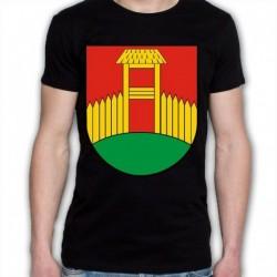 koszulka czarna gmina Kolny