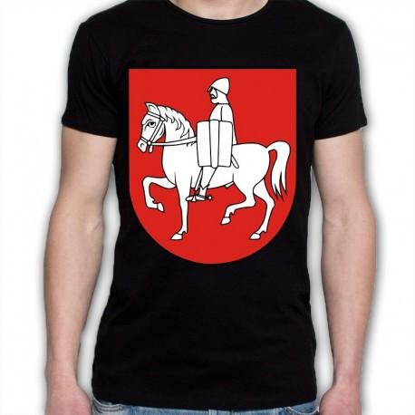 koszulka czarna gmina Mały Płock