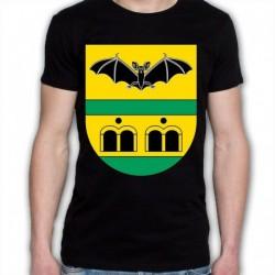 koszulka czarna gmina Piątnica