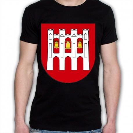 koszulka czarna gmina Rutki