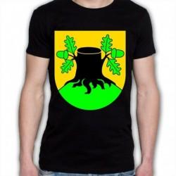 koszulka czarna gmina Szypliszki