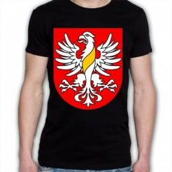 koszulka czarna gmina Wiżajny
