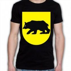 koszulka czarna Goniądz