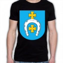 koszulka czarna Łapy