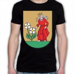 koszulka czarna Mońki