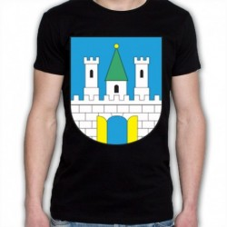 koszulka czarna Nowogród