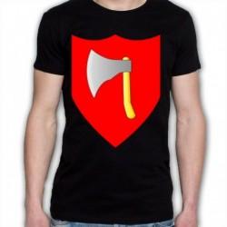 koszulka czarna Stawiski