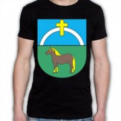koszulka czarna Suchowola