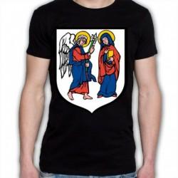koszulka czarna Supraśl